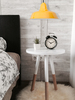 10· Goodyear LED Pendant Light in Yellow Lifestyle