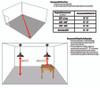 "12"" Dahlia LED Pendant Barn Light in Matte Black with Mahogany Bronze Downrod"