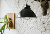 Sunbury Nautical Pendant Light in Black