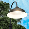 Customizable Goodyear LED Barn Lamp Post Life Style