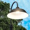 Customizable Goodyear LED Barn Lamp Post Life Style