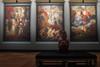 Example: Minimal Gallery Series LED Art Spotlight Mounted on Paintings