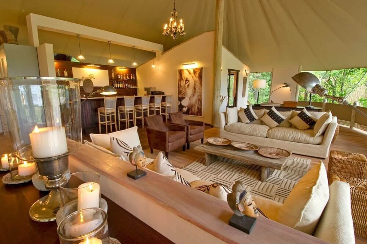 Spectacular African Inspired Interior Design