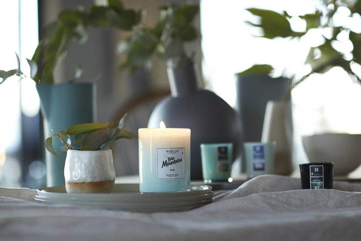 7 Scented Candles Perfect For Spring