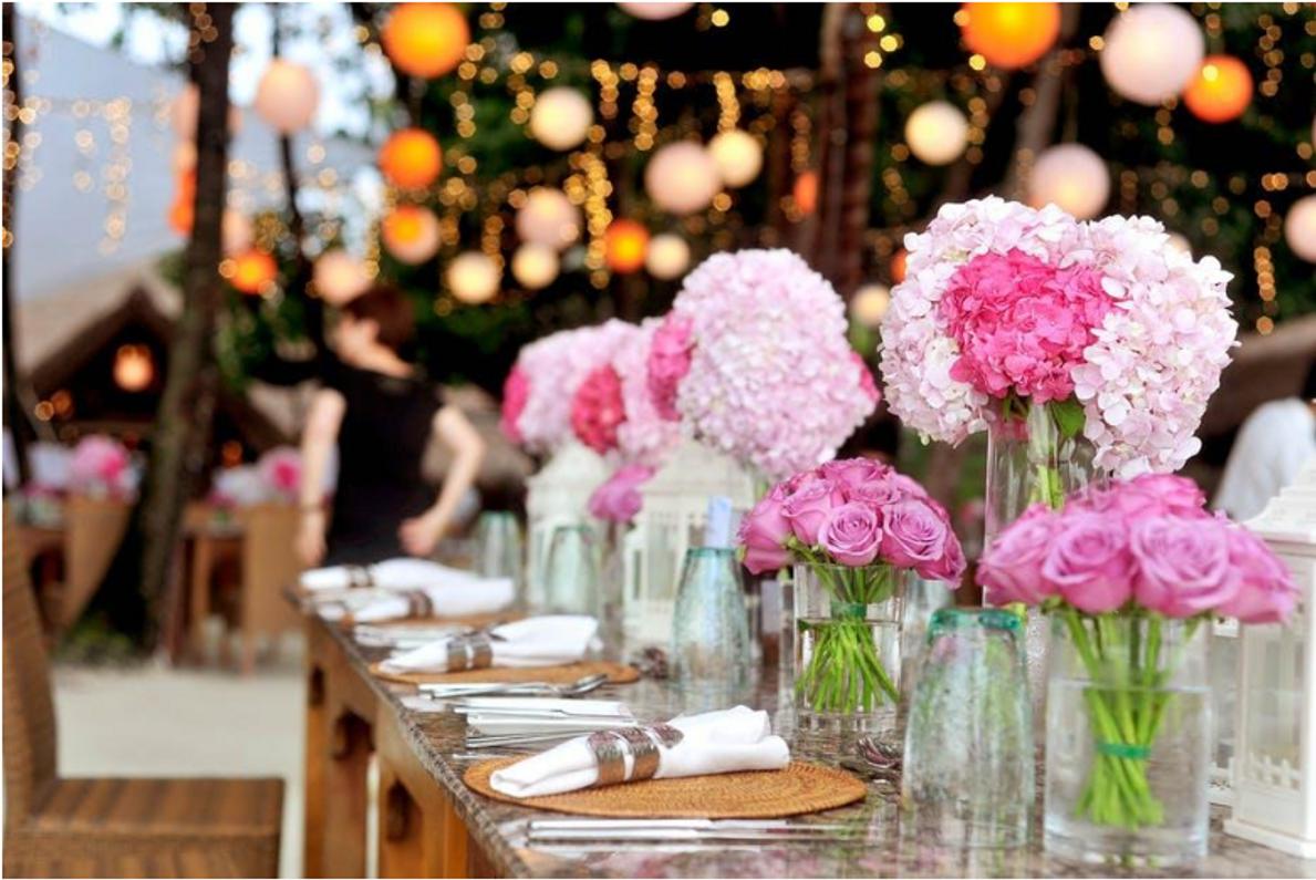6 Farmhouse Wedding Illumination Ideas