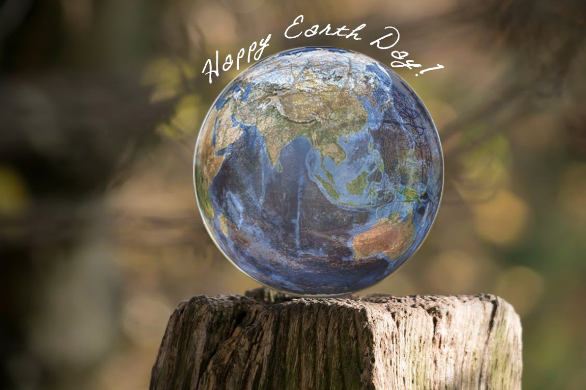 Earth Day is this Saturday! 5 Simple Ways to Conserve Energy
