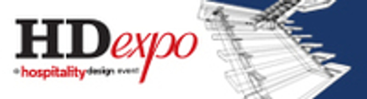 Visit us at HD Expo: A hospitality design event (May 13th to 15th)