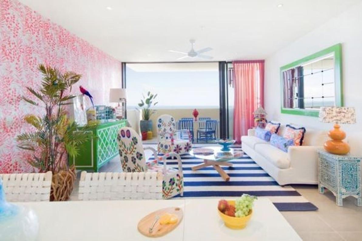 Go Bold With Caribbean Interior Design