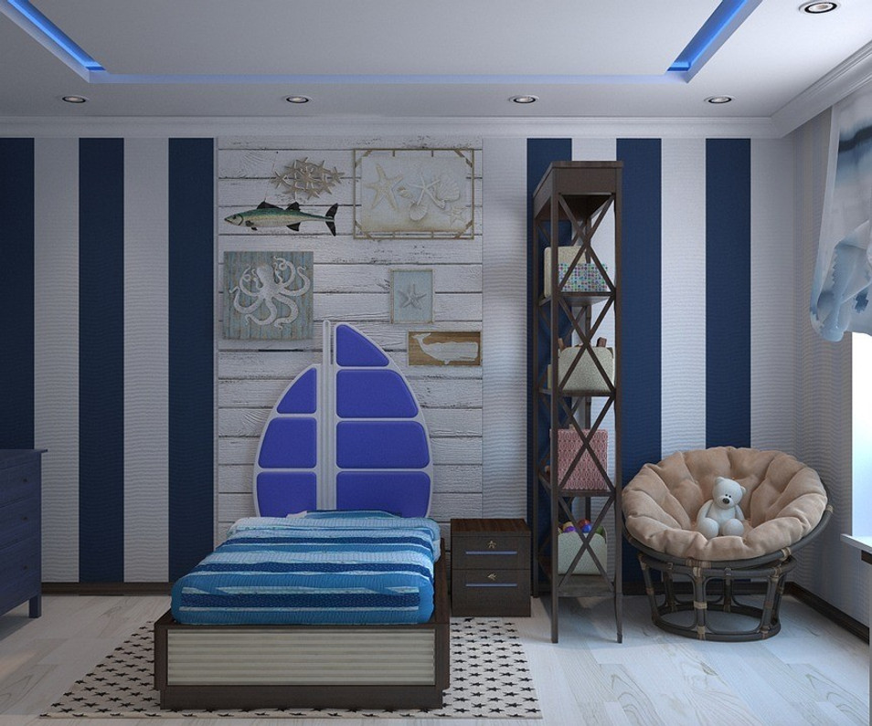 Best 2019 Bedroom Themes For Boys