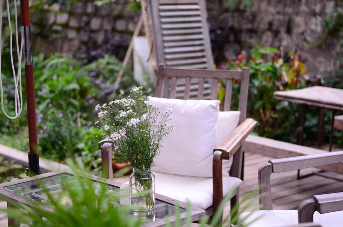 Finding the Courage to Revamp Your Outdoor Space