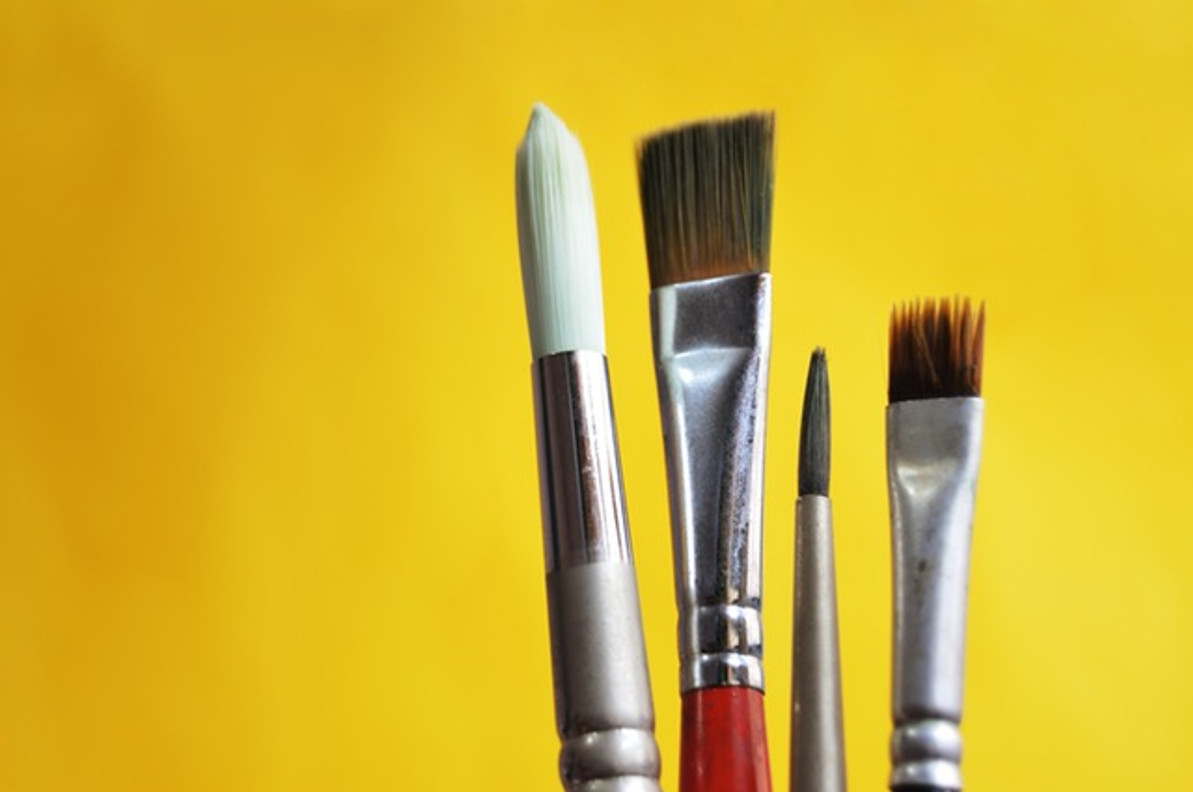 5 Beginner Tips for Acrylic Painting