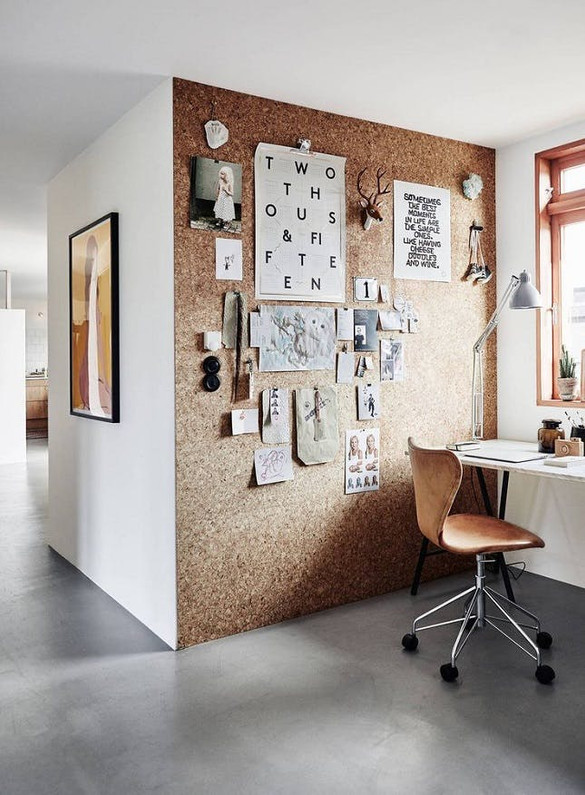 7 Ideas for Home Office Design