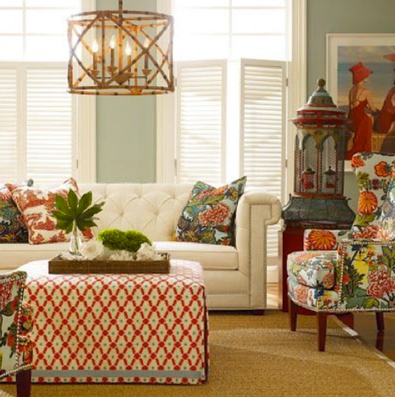 6 Tips for Decorating with Prints