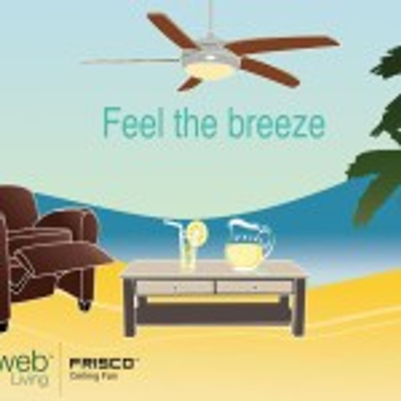 COCOWEB LIVING ANNOUNCES NEW CEILING FANS: ONE FOR EVERY STYLE AND BUDGET