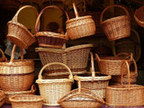 9 Ways To Use Wicker Baskets In A Fun And Unique Way