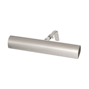 "Classic 10"" Satin Nickel LED Picture Light"