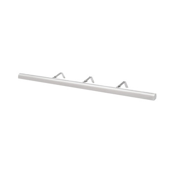 "LED Adjustable 41"" Satin Nickel Classic Series Picture Light"