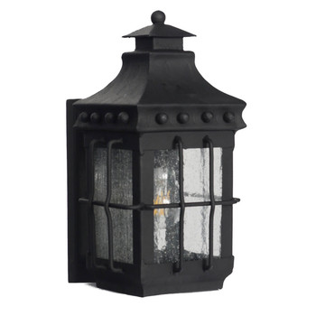 Bray Outdoor LED Wall Lantern