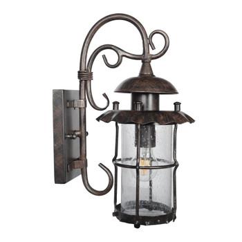 Finnea Outdoor LED Wall Lantern