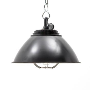 Sunbury Nautical Pendant Light in Black