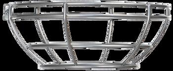 "10"" Barn Light Cage - Silver"
