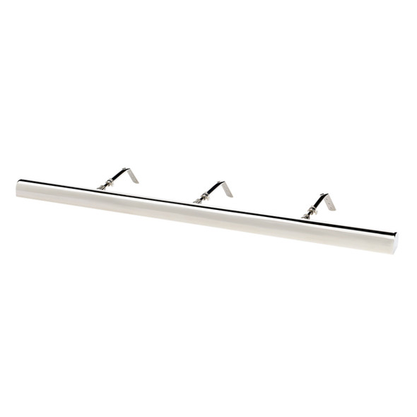 "Classic 36"" Chrome LED Picture Light"
