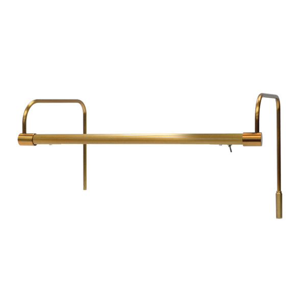"Tru-Slim 16"" LED Brushed Gold Art Light"