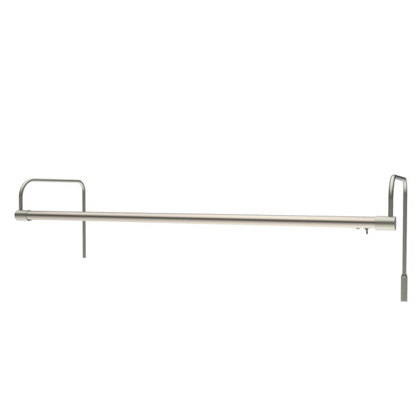 Battery-Operated 30'' Tru-Slim LED Picture Light - Satin Nickel