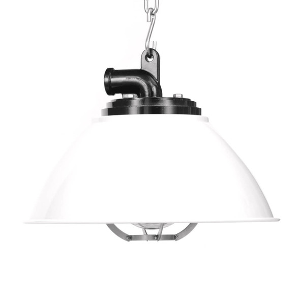 Sunbury Nautical Pendant Light in White