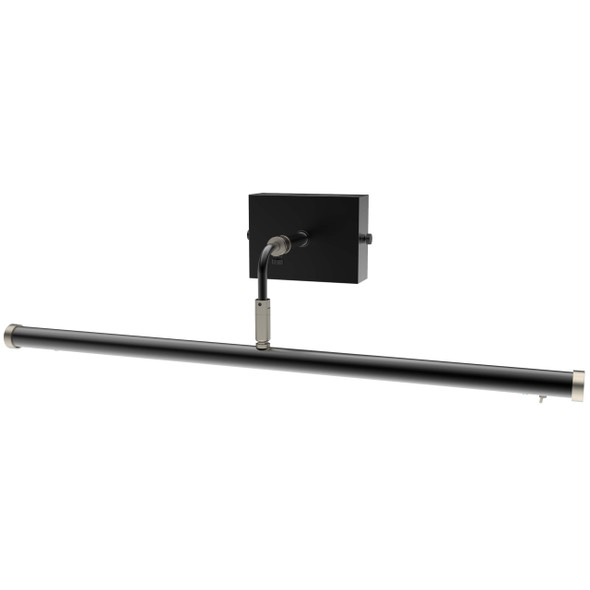 "21"" Tru-Slim Wall Mounted Picture Light in Satin Nickel"
