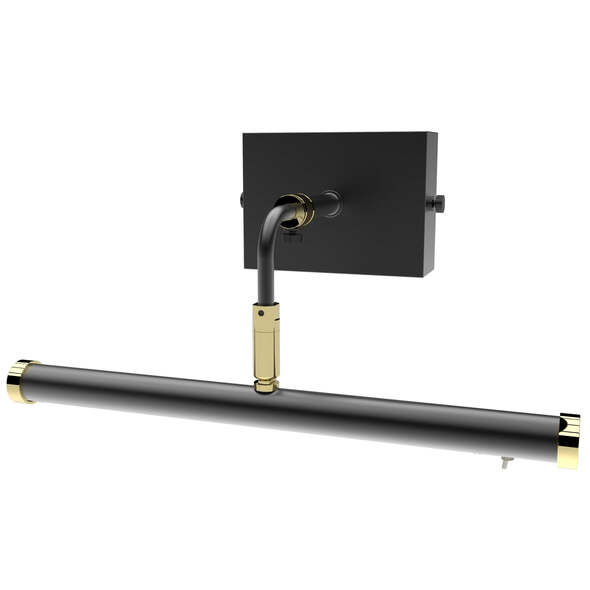 "12"" Tru-Slim Wall Mounted Picture Light in Oil Rubbed Bronze"