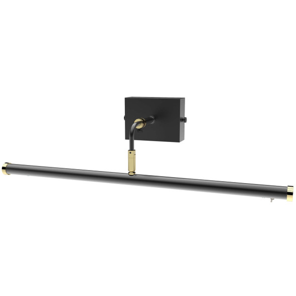 "21"" Tru-Slim Wall Mounted Picture Light in Oil Rubbed Bronze"