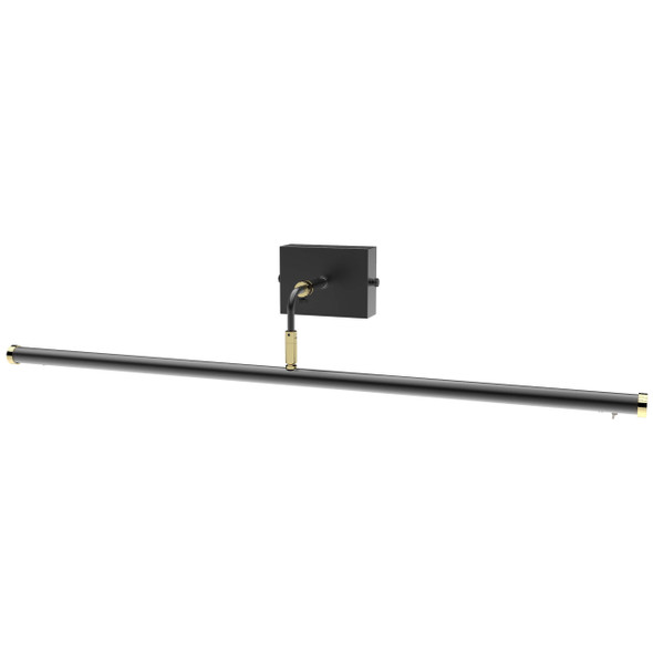 "30"" Tru-Slim Wall Mounted Picture Light in Oil Rubbed Bronze"