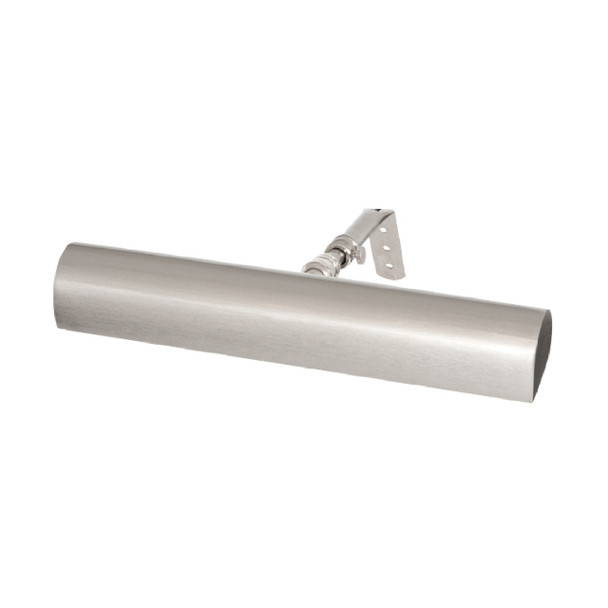 """Classic 10"""" Satin Nickel LED Picture Light"""