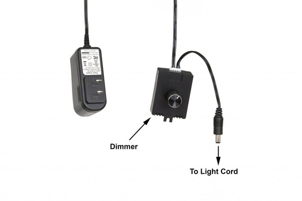 Picture Lights Dimmer Switch