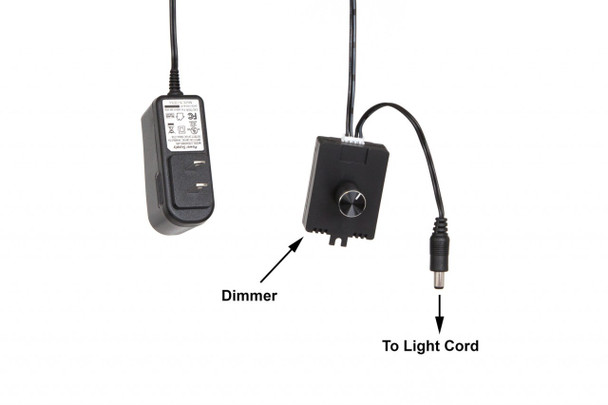 Picture Light Dimmer Switch
