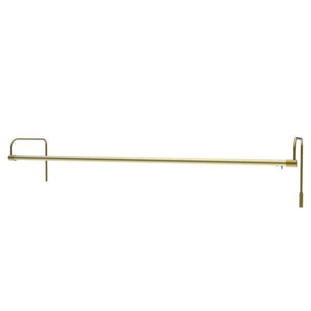"Antique Brass 43"" Tru-Slim Art Light"