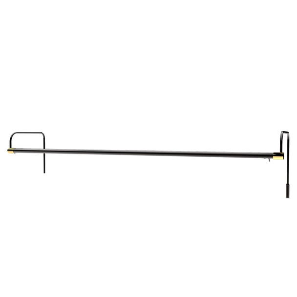 "Tru-Slim 43"" LED Black/Brass Picture Lights"