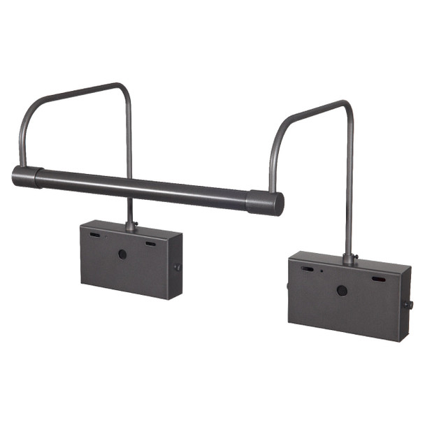 """Battery Operated Tru-Slim 43"""" Oil Rubbed Bronze LED Picture Light"""