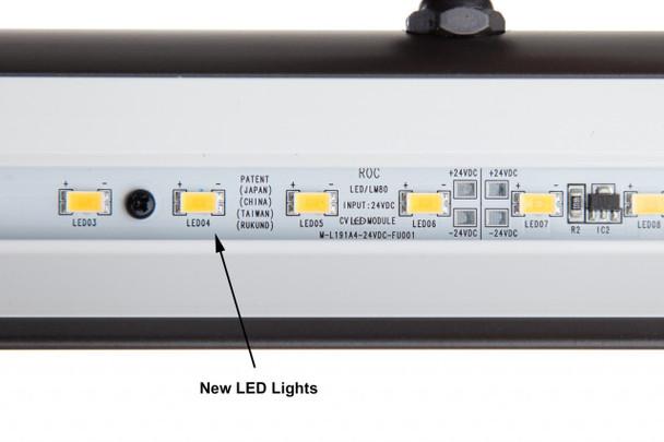 LED Picture Light Node Array