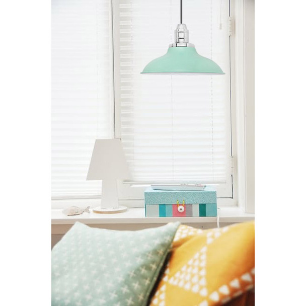 Customizable Peony Indoor LED Barn Pendant Light lifestyle 2