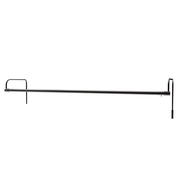 Plug-in 43'' Tru-Slim LED Picture Light - Black