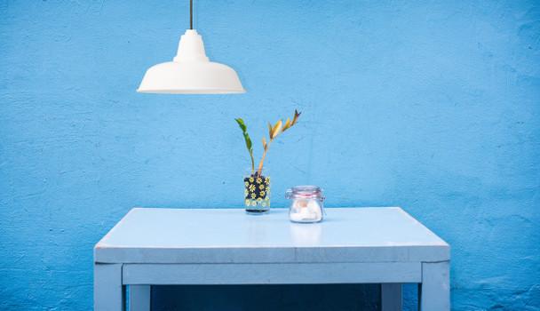 12· Goodyear LED Pendant Light in White Lifestyle