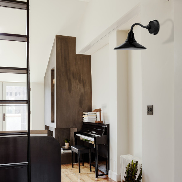 Lifestyle View #5 of Customizable Calla Wall Sconce