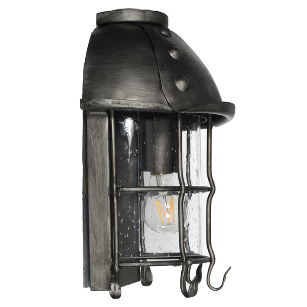 Limerick Outdoor LED Wall Half Lantern