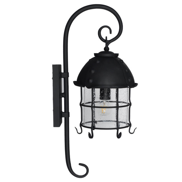 Limerick Outdoor LED Wall Lantern - Small