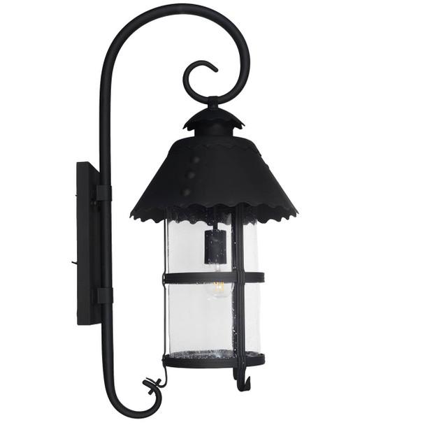 Edenderry Outdoor LED Wall Lantern - Medium
