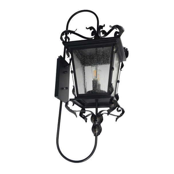 Connemara 2 Lights Outdoor LED Wall Lantern