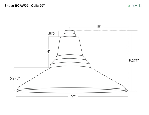"20"" Calla LED Barn Light with Sleek Arm in Black"