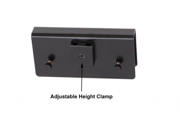 """Adjustment Height Clamp for 22"""" Battery Operated LED Grand Piano Lamp"""